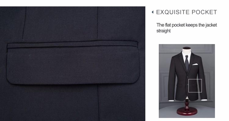 HTB1tt8zPXXXXXcbXpXXq6xXFXXXO - 2017 Men Business Suit Slim fit Classic Male Suits Blazers Luxury Suit Men Two Buttons 2 Pieces(Suit jacket+pants)