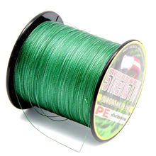 The 100M 6-80LB PE Multifilament Super Braided Fishing Line 4 Strands Carp Fishing For Fish Rope Cord(China (Mainland))