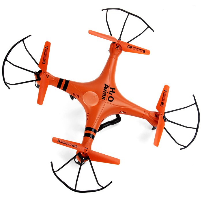 GPTOYS H2O Waterproof Mini Drone 2.4GHz 4CH RC Helicopter 3D Eversion 6-Axis Gyro Headless Mode Remote Control toys Quadcopter(China (Mainland))