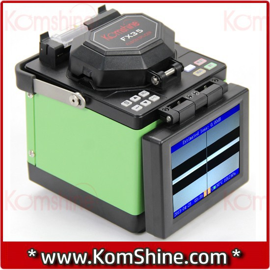 buy-Optical_Fiber-Fusion-Splicer_factory-KOMSHINE-FX35_FITEL-S178A-price