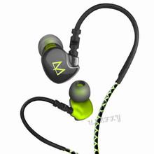 Maya S8 IPX7 Waterproof Level Earphone Stereo Super Bass Headset with Mic Sweatproof Running Sport ,for mobile phone(China (Mainland))