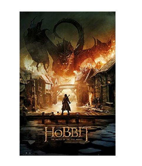 Hobbit Book Cover