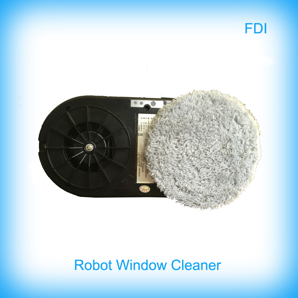 robot window floor glass vacuum cleaner free shipping(China (Mainland))