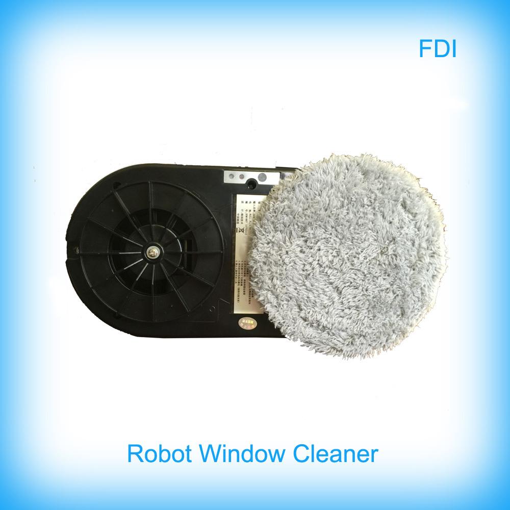 robot window floor glass vacuum cleaner free shipping(China (Mainland))
