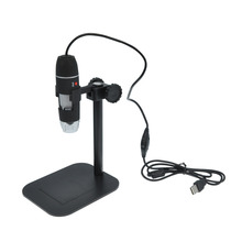 50X to 500X USB LED Digital Electronic Microscope Magnifier Camera Black(China (Mainland))