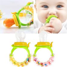 New Kids Nipple Fresh Food Milk Nibbler Feeder Feeding Safe Baby Supplies Nipple Teat Pacifier Bottles Baby Pacifier Dummies (China (Mainland))