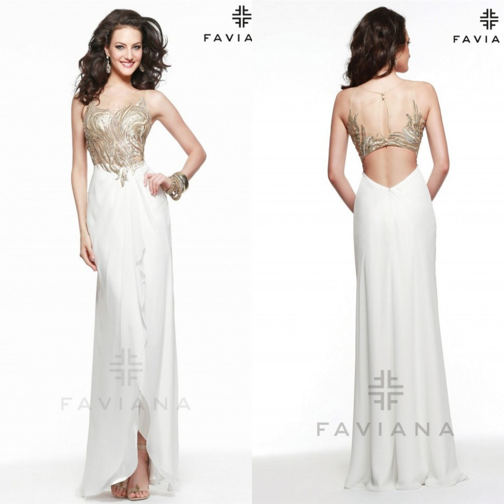 Backless pageant dresses 2015 sexy sheer high neck illusion white