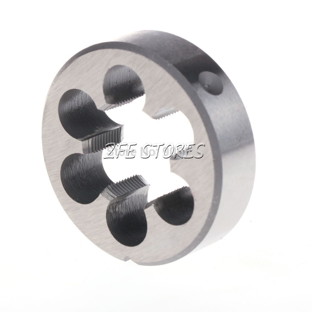 New 25mm x 1.5 Metric HSS Right Hand Die M25x1.50 Pitch<br>