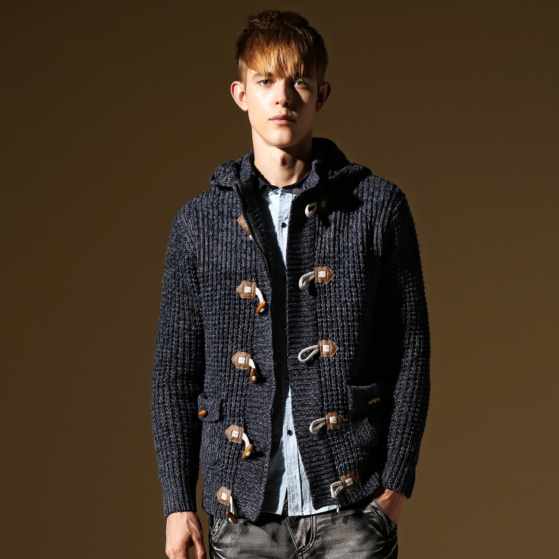 We have Stylish, Decent, Knit, Wool, Avant-Garde Style, Hooded and a lot more Stylish Cardigans that would take away your attention. Looking cool and smart is every man's dream. Looking cool and smart is every man's dream.