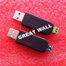 Buy 5pcs USB to RS485 485 Converter Adapter Support Win7 XP Vista Linux Mac OS WinCE5.0 for $4.80 in AliExpress store