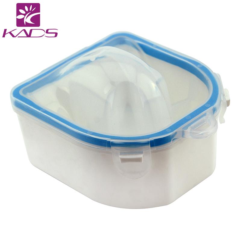 KADS 2016 new arrive Manicure Bowl Soak Finger Acrylic Tip Nail Soaker Treatment Remover Bowl Tool(China (Mainland))