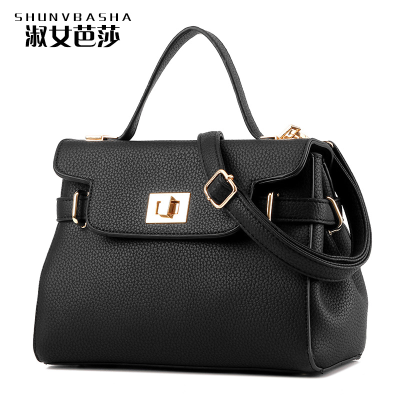 Women Messenger Bags &Top-Handle Bags Famous Designer Purses And Handbags 2016 New Fashion High Quality Designer Ladies Purses(China (Mainland))
