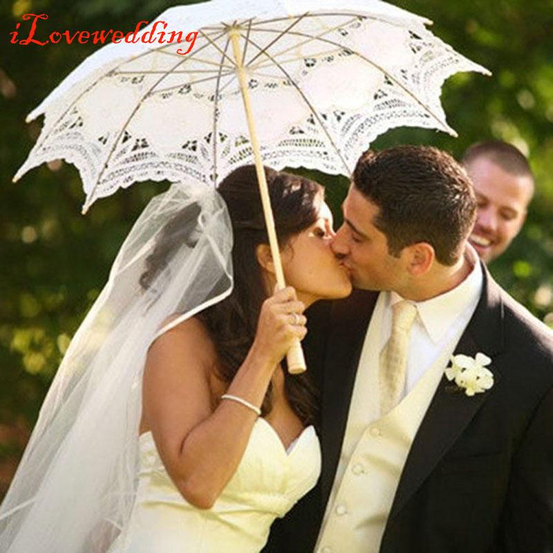 Online kopen wholesale victoriaanse kanten parasol uit china victoriaanse kanten parasol - Paraplu katoen ...