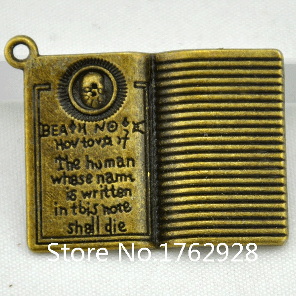 Bestselling Charms 20pcs/lot Alloy Opened English Book Antique Bronze Plated Pendant Findings Fit DIY Making 33x26x3mm(China (Mainland))