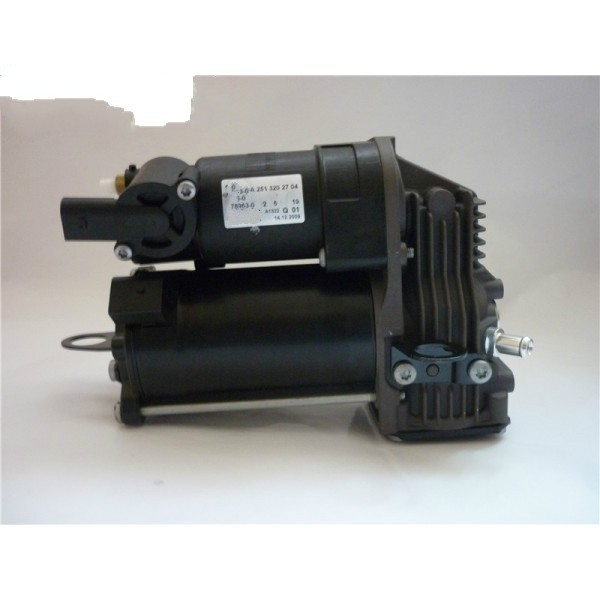 Hotselling air suspension Compressor for mercedes benz used trucks W251 apare parts OEM 251 320 27 04 rebuild(China (Mainland))