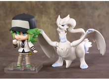 Pokemon Figure Pikachu Natural Harmonia Gropius N Reshiram 537# 10CM model action figures pvc rinquedo Gift for kids