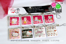 1 piece Creative condom Hello Kitty Doll Cat key chain sex products for safe sex, penis sleeve condoms for men CC-28(China (Mainland))