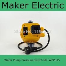 Mk-wpps15 автоматическая водяной насос регулятор давления электронный переключатель управления защита нехватка воды с розетки провода