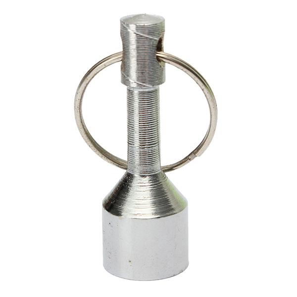 Гаджет  2015 New Super Power Magnets Keyring Holder Neodymium Pockets Key Chain Magnet Split Keyring 4x1.2cm High Quality None Строительство и Недвижимость
