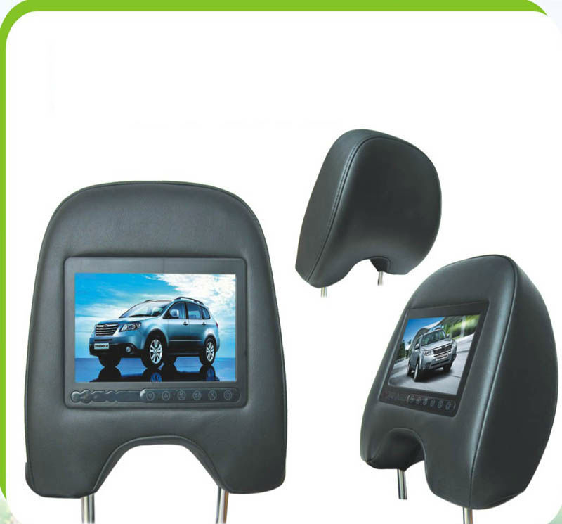 HOT! lcd headrest monitor fit for subaru forester