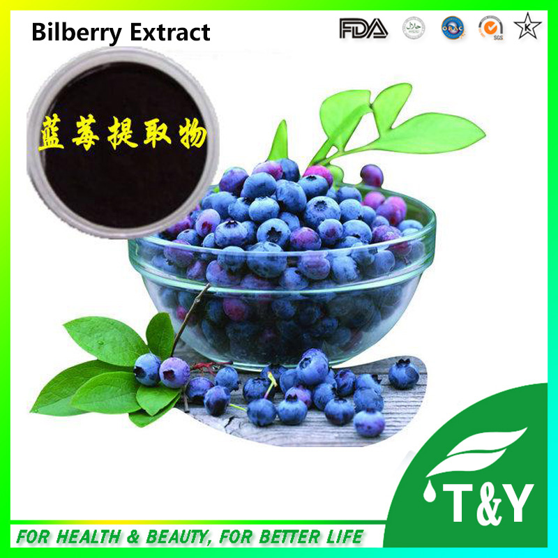 Blueberry Extract 25% Anthocyanidin Bilberry extract 100% Natural<br><br>Aliexpress