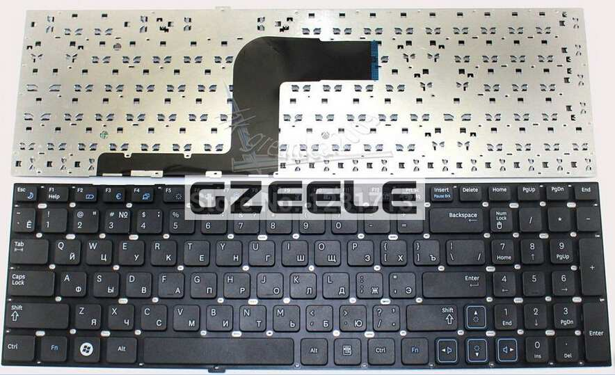 Russian Keyboard FOR SAMSUNG RV515 RV511 RV518 RV513 E3511 RV509 RV520 S3511 RC530 RU laptop keyboard