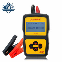 Buy Multi-language AUTOOL BT360 12V Digital Car Battery Tester Flooded AGM GEL BT-360 12 Volt Automotive Battery Analyzer CCA for $45.00 in AliExpress store