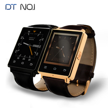 Buy NO.1 D6 3G Smart Watch 1.63Inch Screen support GPS WIFI Heart Rate Pedometer MTK6580 Quad Core 450mAH Smartwatch ios Android for $78.68 in AliExpress store