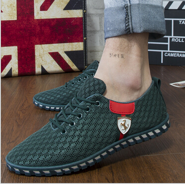 2015 Rubber Moccasins Closed Toe Flats Espadrilles Free Transportation Spring / Summer Sports Shoes, Men's Casual Shoes - shanghai wegt trade store