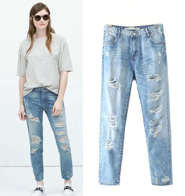где купить Женские джинсы Womans jeans 2015 american apparel jeans по лучшей цене