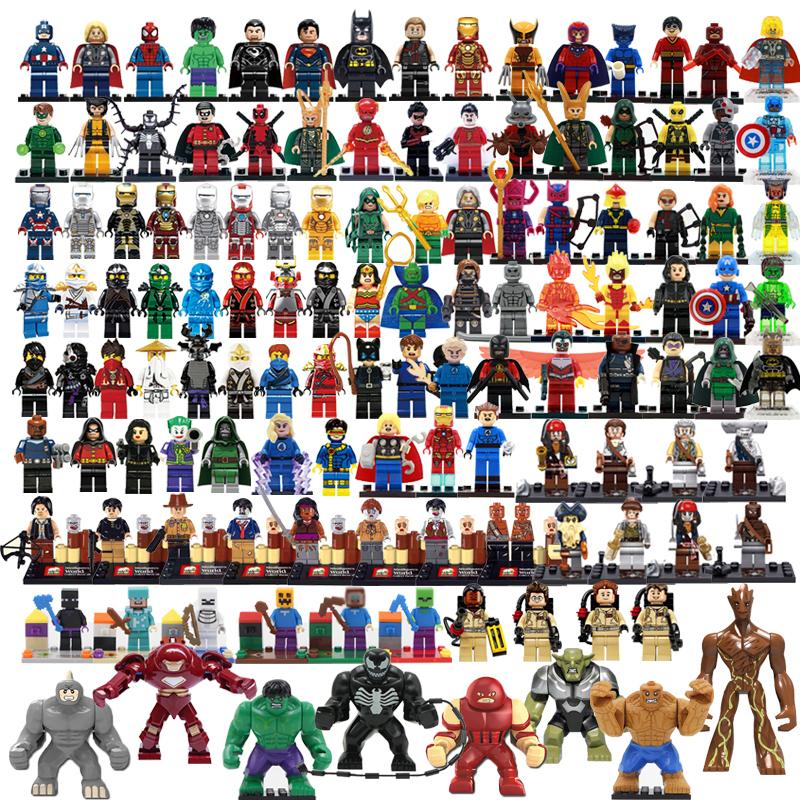 Детское лего Shen yuan 118 marvel minifigures single sale детское лего gudi