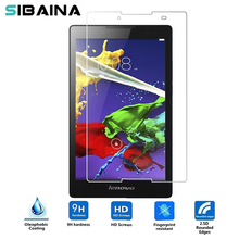 "Buy 9H 8""Tablet Tempered Glass Lenovo Tab 3 850 850M 850F 850L Screen Protector Lenovo Tab3 850 850F 850M Protective Film for $3.71 in AliExpress store"