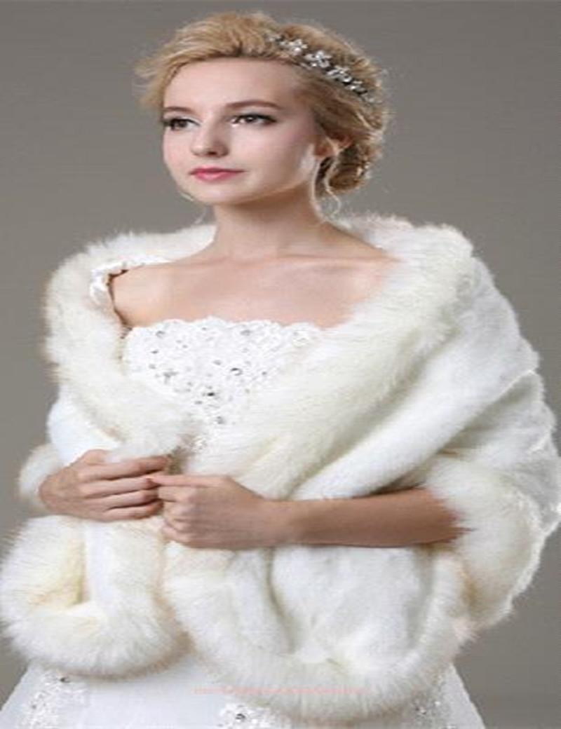 Popular vintage wedding shrug buy cheap vintage wedding for Fur shrug for wedding dress