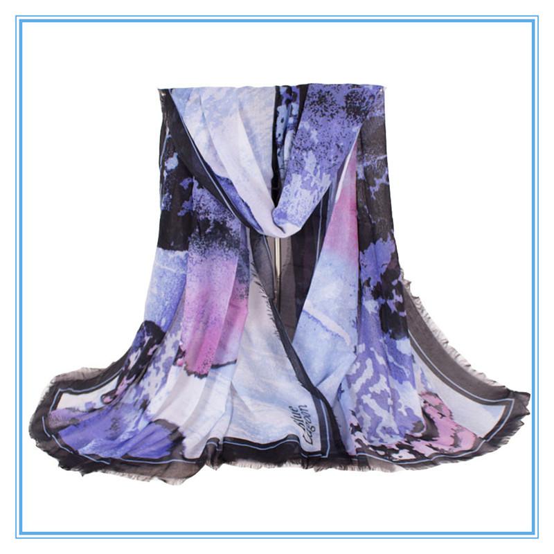 Echarpe 180*90cms Cashecol Femininio 2016 Brand Fashion Casual Foulard Foulard Soft Cotton Voile Women Scarves Shawls Wrap Ring(China (Mainland))