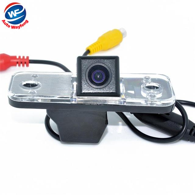 HD CCD Car Rear View Backup Camera parking camera Rear monitor for Hyundai new Santafe,Hyundai Santa Fe ,Azera WF(China (Mainland))