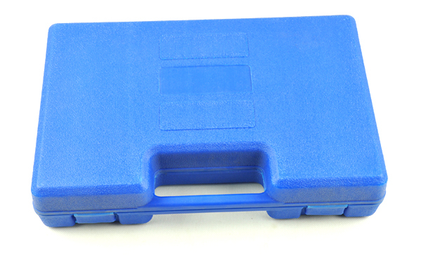 SLH-1 Empty plastic tool box for storing hand crimping tools and replaceable crimpping dies crimping tool kit
