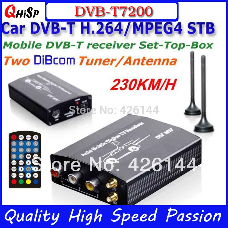 Arabic Iptv Smart Tv 2015 New Top Included Dvb-t7200 Car Dvb-t Box Diversity 2 Antenna Mpeg2/h.264 Stb(China (Mainland))