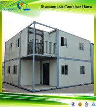 China manufacturer Duplex container house modular home for sale(China (Mainland))