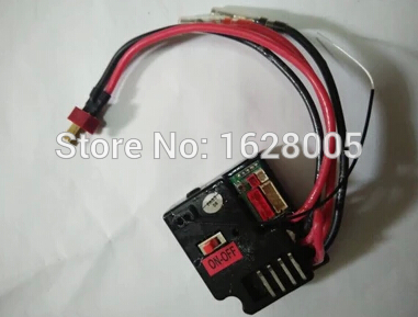 WL K949 Rc Car 4wd 1/10 Scale Electric Power On Road Drift Racing K949-79 Receiver Board(China (Mainland))