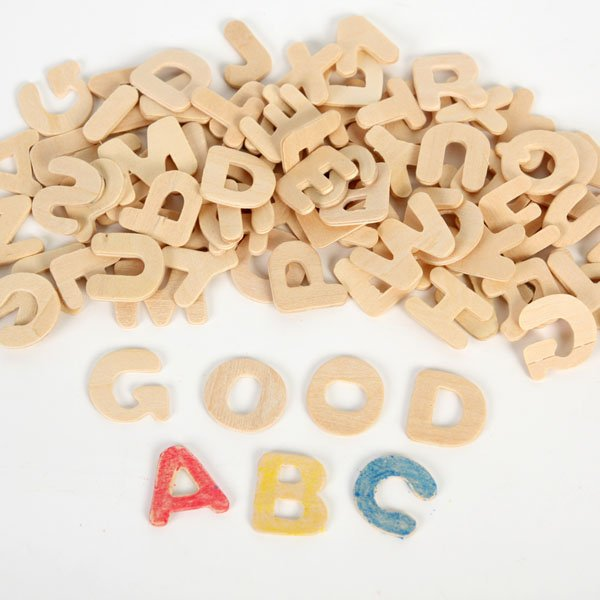Online get cheap unfinished wood letters alibaba group Cheap wood paint
