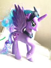 New Arrival 14cm My Anime Toy Collection Princess Celestia Luna Nightmare Night Little Cute Unicorn Rarity Kunai Horse Toys