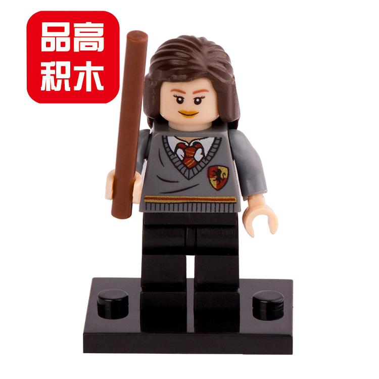 POGO PG904 Hermione Granger Magic Stone Single Sale School Style Minifigures Building Block Assemble Figure Children Toys(China (Mainland))
