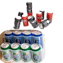 Hot Sale Beverage Drinking Can Storage Box Useful Kitchen Accessories Food Grade Plastic Cola Beer Tin Can Organizer Storage Box