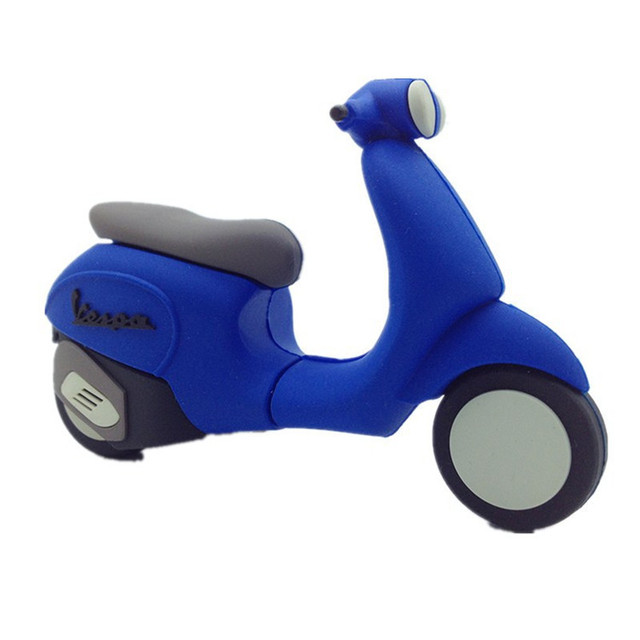 Scooter motorcycle USB pen drive USB 2.0