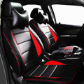 car seat cover leather custom proper fit for original car seat 5 seater car same structure