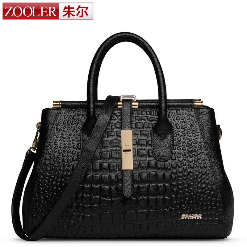 ZOOLER bags handbags women famous brands Desigual high quality Top Handle Bag Bolsa Feminina Women Leather