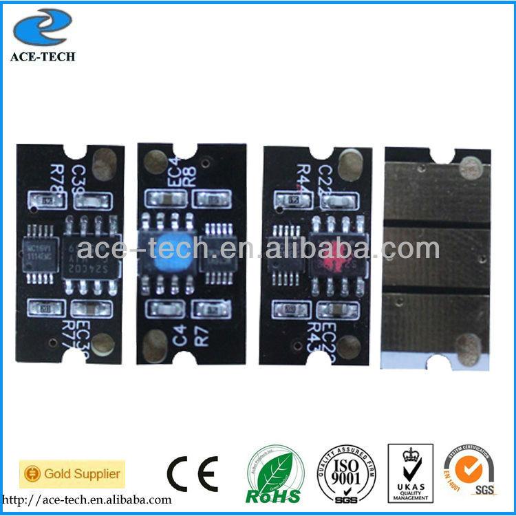Free shipping C8650 toner cartridge reset chip for minolta magicolor 8650 color laser printer(China (Mainland))