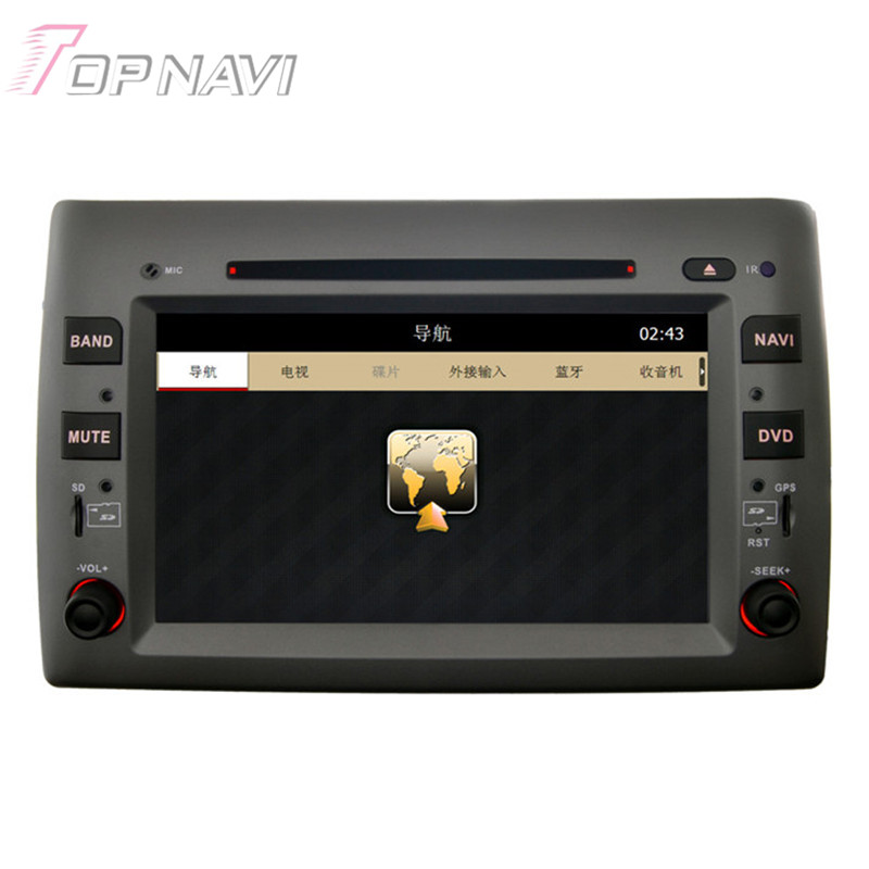 6.2 inch Wince Car Radio Stereo For Fiat Stilo 2002 2003 2004 2005 2006 2007 2008 2009 2010 Car GPS Navigation DVD Video Player