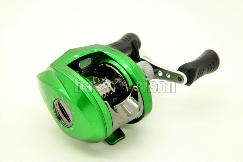 fishing roller picture - more detailed picture about green right, Fishing Reels