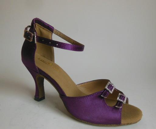 N-263 Ladies Ballroom latin dance shoes crystal diamond dance shoes Fast shipping worldwide<br><br>Aliexpress